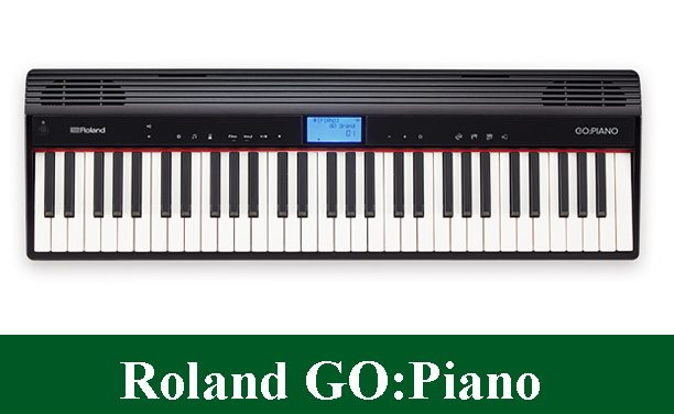 Roland GO:Piano Review 2020