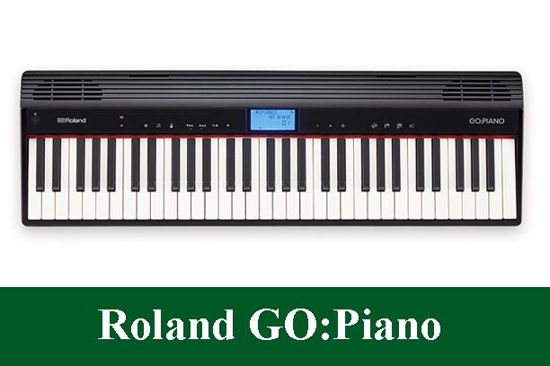 Roland GO:Piano Review 2021