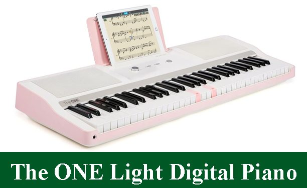 The ONE Light Digital Piano Review 2021