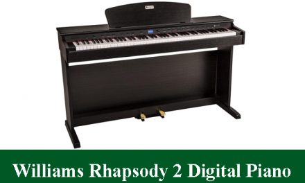 Williams Rhapsody 2 Console Digital Piano Review 2020