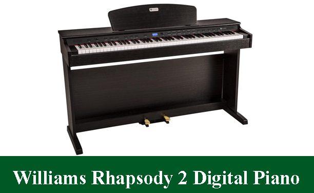 Williams Rhapsody 2 Console Digital Piano Review 2020