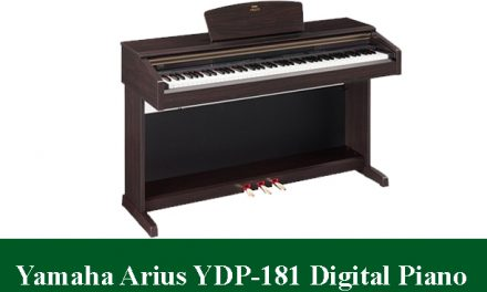 Yamaha Arius YDP-181 Digital Piano Review 2021