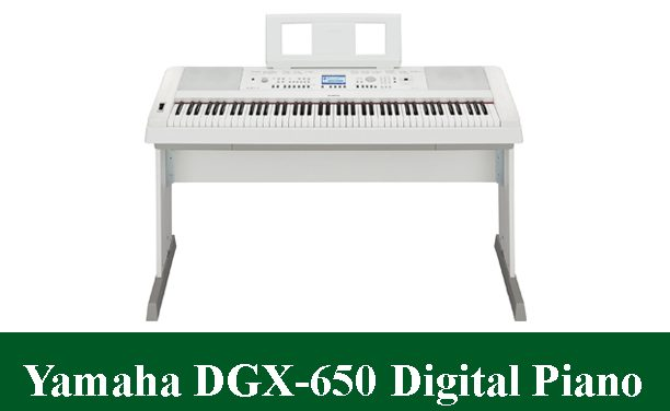 Yamaha DGX-650 Digital Piano Review 2021