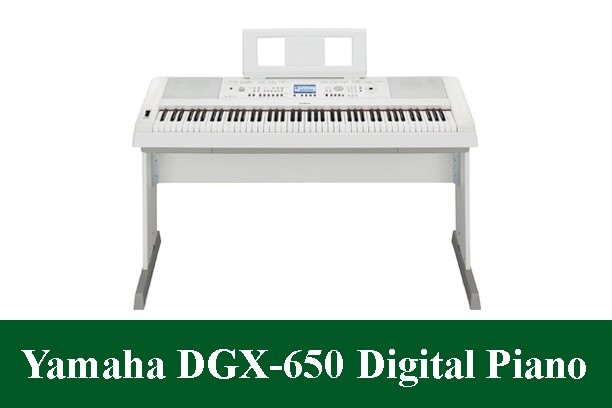 Yamaha DGX-650 Digital Piano Review 2021