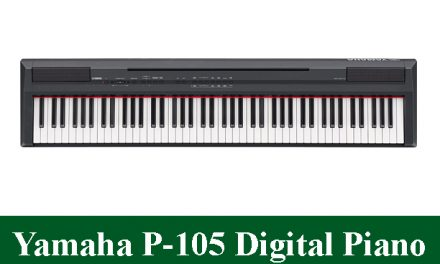 Yamaha P-105 Digital Piano Review 2020