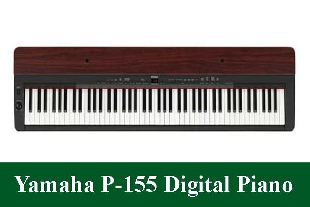 Yamaha P-155 Digital PianoReview 2020