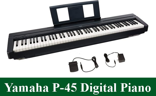 Yamaha P-45 Digital Piano Review 2021