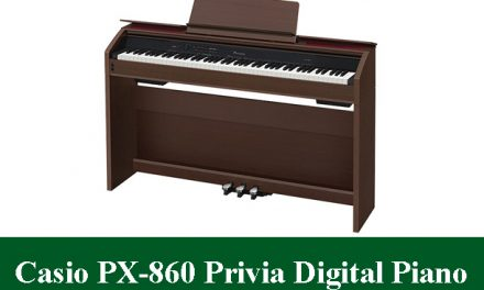 Casio PX-860 Privia Digital Piano Review 2021