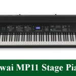 Kawai MP11 Professional Digital Stage Piano Review 2021