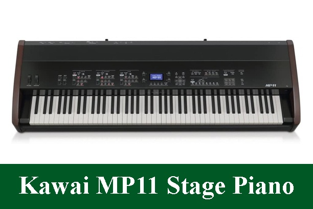 Kawai MP11 Professional Digital Stage Piano Review 2020