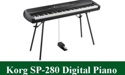Korg SP-280 Digital Piano Review 2021