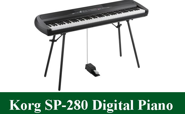 Korg SP-280 Digital Piano Review 2020