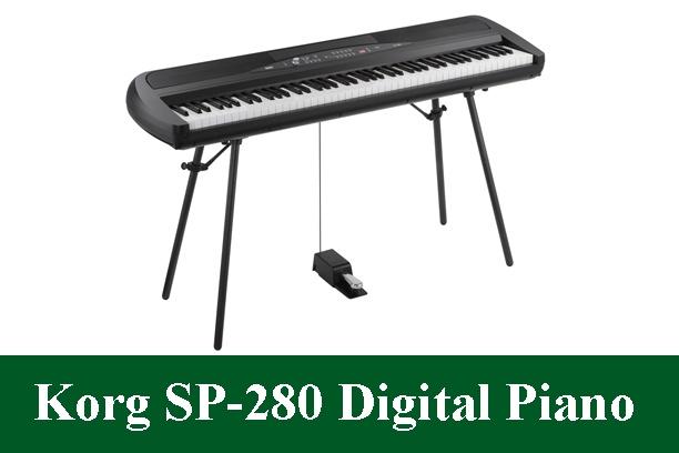 Korg SP-280 Digital Piano Review 2021