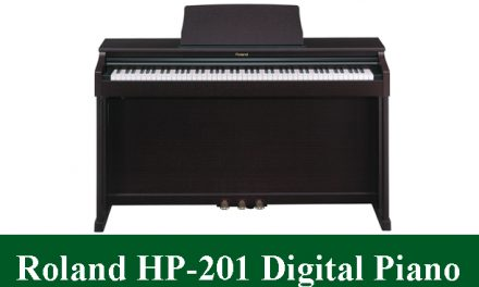 Roland HP-201 Digital Piano Review 2021