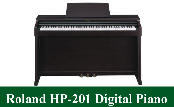 Roland HP-201 Digital Piano Review 2021