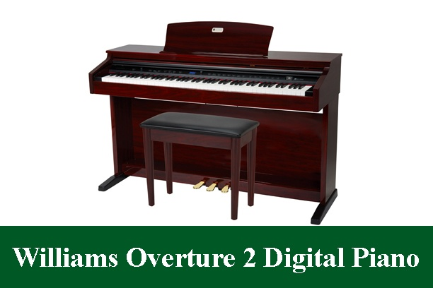 Williams Overture 2 Digital Piano Review 2021