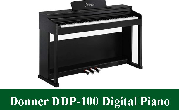 Donner DDP-100 88-Key Weighted Action Digital Piano Review 2021