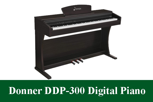 Donner DDP-300 Digital Piano Review 2021